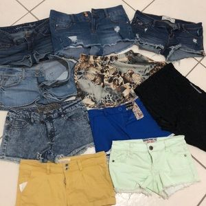 Pants - Shorts lot